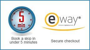 Book a skip bin online